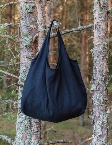 Bag BERTHA black