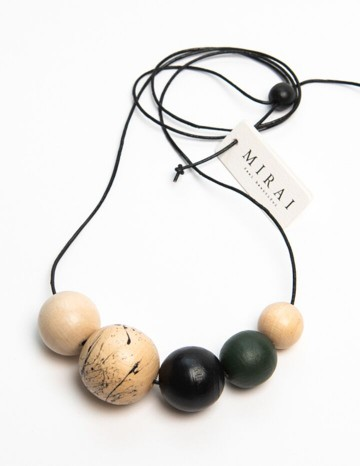 Necklace TREND natural