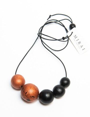 Necklace TREND copper